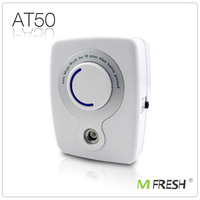 CE and RoHs approved 5pcs Mfresh plug in ozone generator air AT50 anti virus and fresh air suitable for pet room and cabinite