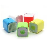 Multi-function Wireless Smart Box 2W Mini Bluetooth Speaker + Phone Locator + Anti-lost + Remote Shutter