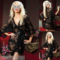 Erotic Lingerie  Hot  For women Sexy Sleepdress  Backless Underwear  Sexy Lace Pajamas Thongs Wholesale Dropshipping US5029