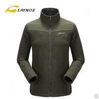 2014 Autumn & winter men and women outdoor fleece coat,thicken warm wind proof anti abrasion lover's sports outwear coat