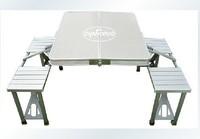 CHANODUO Xianuoduoji piece aluminum folding table FX-8823-A