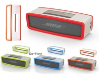 New 2014 Free Shipping Multicolor Neoprene Shell Travel Soft Case Cover Protection For Bose SoundLink Mini Bluetooth Speaker