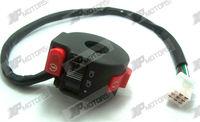 3-Function Left Kill Light Start Switch Kids ATV Quad 50cc 70cc 90cc 110cc 125cc