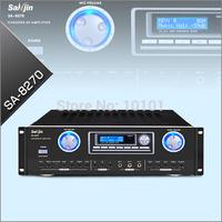 Professional Digital Karaoke Amplifier With Mixer