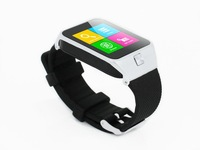 Touch Screen Bluetooth Smart Watch Phone FM MP3 Sports Pedometer Sync Mobile for Android Mobile Samsung Huawei  HTC