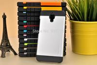 MOQ 1 Pcs 12 color Case for XiaoMi 4 Mi4  M4 Slim Armor case , Phone cases&bags cover for xiaomi m 4 mi 4 free shipping