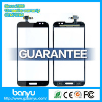 (Banyu free shipping) China wholesale cheap black parts touch replacement screen for lg F240