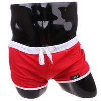 Tops Sale Men's Casual Shorts Home Underwear 6 colors Penis Pouch Men's Boxers CL6439Y