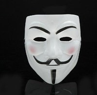 New V For Vendetta Anonymous Movie Guy Fawkes Vendetta Mask Halloween Cosplay 95690