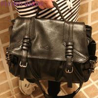 FLYING BIRDS! 2014 new style leather handbag women handbags shoulder bag Women messenger bags export free shipping LS3789c