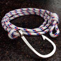 Free shipping 2014 lovers France bracelet Miansai gold silver black red blue hook anchor bracelets for women birthday gift