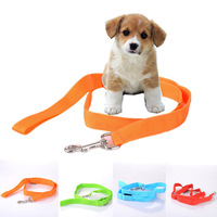 LED Flashing Pet Leash Rope Belt Dog Harness Safety Lead Light dog collar drop