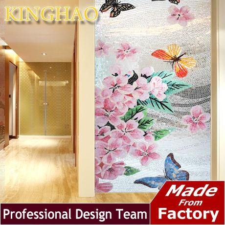 Flower Tiles Kitchen Tile Kitchen Tile Design