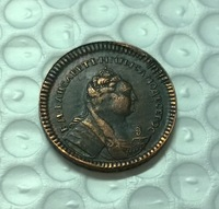 Type #2 1755 Russia coin COPY FREE SHIPPING