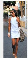 hot sale wemen dress 2014 summer new fashion simple solid color round neck dress sleeveless dress
