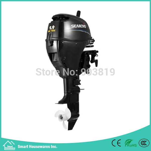 Motores Shippingoutboard gratuitas novos motores 4 tempos preços 9.9HP motor de popa marinho motor de popa motor de popa(China (Mainland))