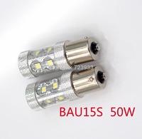 FREE SHIPPING  4 PCS 50W BAU15S 581 PY21W OSRAM  CANBUS ERROR FREE TURN SIGNAL LIGHT INDICATOR LED BULB