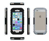DHL Freeshipping 2014 New Waterproof Case for iPhone 6 TPU PC Waterproof Case for iPhone 6 plus