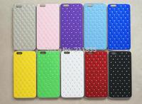 Bling Crystal Full Diamond Star Hard back cover Case For iphone 6 6G 4.7inch Cases