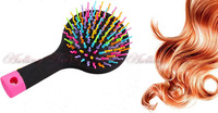 11-061 Fashion Professional Anti-static Hair Care Styling Massage Makeup Comb Brush