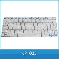 2014 new style Bluetooth keyboard 7 inch with metal case for Laptop