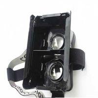Head Mount Plastic Version 3D Vr Virtual Reality Video Glasses Google Cardboard