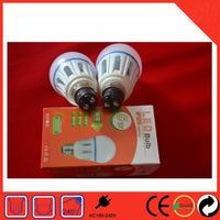 High Bright 5W/7W B22 Led Light Led Bulb Led Lamp Warm/ Cool White 85-265V