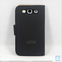 China Wholesale Purse Leather Case for Samsung Galaxy S3