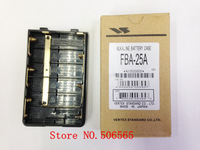FBA-25A battery case for YAESU /VERTEX STANDARD FT60R,VX168,VX160,VX418,VX410,VX120,VX127,VX428HX370S,HX270 Freeshipping