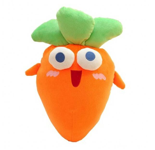 Плюшевая игрушка Ppl 70 /27,5 carrotfantasy  1 tuffstuff ppl 930
