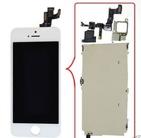 Digitizer Glass LCD Touch Screen Replacement For iPhone 5S