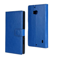 Retro Crazy Horse Leather Flip Case Wallet Credit Card Holder Cover for Nokia lumia 929 930 with Stand Drop Shipping