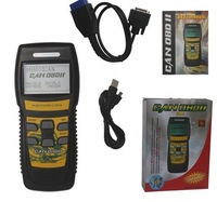 Hot selling U581 CAN OBDII/EOBDII reader(update by internet), OBD2 code reader, diagnostic scanner