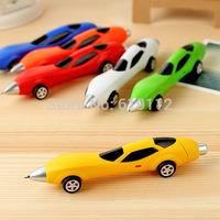 Wholesale model car ball pen study ball-point pen novelty pen multicolor promotion gift pen 10pcs/lot FREE SHIPPING