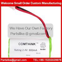Cordless Home Phone Battery 2.4V 800mAh battery For Siemens C28