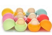 Free Shipping, 9 Colors New Brand Ball E-O-S Natural Organic Embellish Lip Balm,Lip Care,Chapstick,Lip Gloss 7G