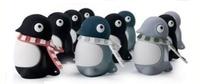Free Shipping Penguin USB Flash Drive Full Capacity 1GB/2GB/4GB/8GB/16GB/32GB/64GB Animal USB Flash Drive