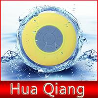 new fashion mini Portable Waterproof Wireless Bluetooth Speaker Shower Car Handsfree Receive Call & Music Suction Phone Mic