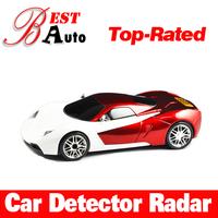Tempting Price Top-Rated Led Display Car Detector Car radar detector Russian/English with +wholesale Auto Anti Radar De Detector