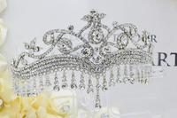 Crown retro wedding hair accessories wedding jewelry accessories free shipping studio