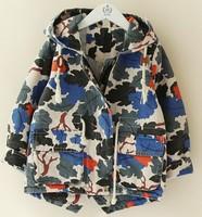 Free  shipping 2014 autumn new 4pcs/lot fashion zipper  Boys  jacket kids windcoat children outwear  in stock