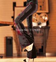 2014 New Arrival Winter Pleuche Women Leggings Plus Size Sexy Warm Pants Thick Slim Super Elastic