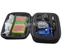 New Black Shockproof Portable Waterproof Case For SJ4000 Camera GoPro HD Hero 3+ 3 2 1 Camera WIFI SJ4000 Gopro Accessories Bag