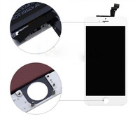 New Arrival  10 pcs per lot 1000% Test  For iphone 6 lcd Touch Screen Digitizer Assembly For Iphone 6 4.7 inch  lcd  Black&White