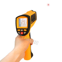 BENETECH GM1150 -50~1150C LCD IR Infrared DigitalTemperature GunThermometer (-58~2102F) 12:1 Infrared Thermometer