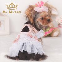 Hot products! Halter tutu dog clothes dog clothing dog skirt Free Shipping