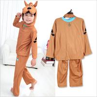 2014 Kids Pajamas  Boys And Girls Minnie Pyjamas Cartoon Pijamas  Children Wear Baby Nightgown Children  Sleepwear Kids Pajamas