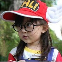 2014 Fashion Vintage Children Round Eyeglasses Frames Kids Eyewear & Accessories Girl Cute Glasses