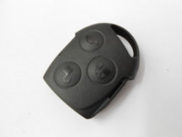 Free Shipping 3 Buttons Replacement Remote Case Cover Fob Head Part For Ford Mondeo Focus