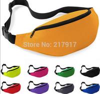 High Quality 600D Oxford Outdoor Sport Waist Bag Bum Bag for men and women Travel Belt Pack Wallet 2.5L Capacity 6 Colors